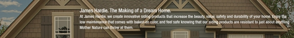 making of a dream home